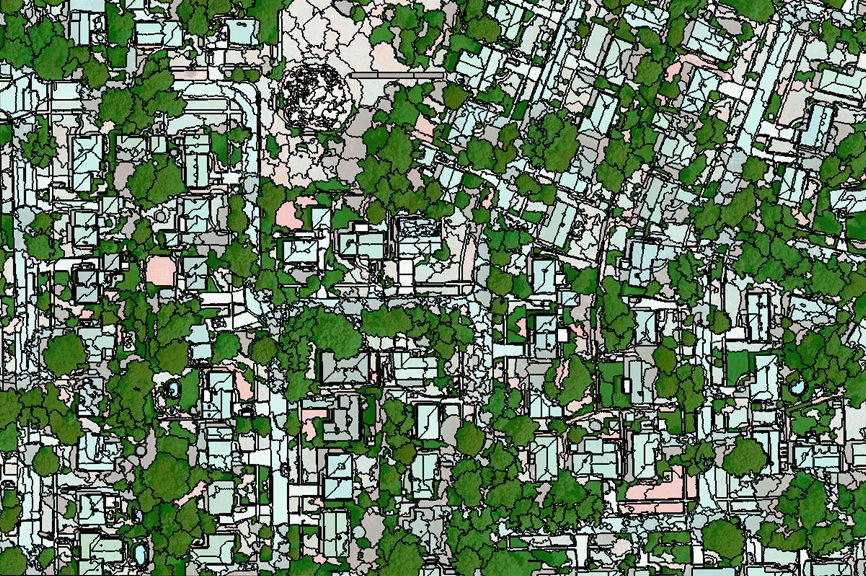 ... forests. canopy classification & Geospatial Solutions for Urban Forest Management » Borders u0026 Frontiers