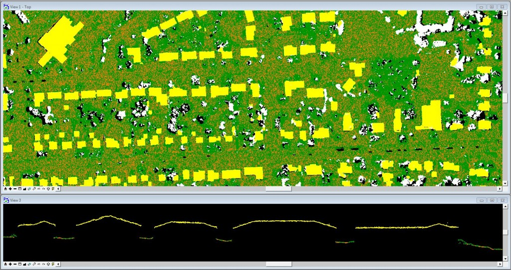 Semi-automated Building Extraction from Aerial Imagery