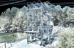 High Falls Substation